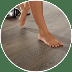 Pomysł dla bosych stóp